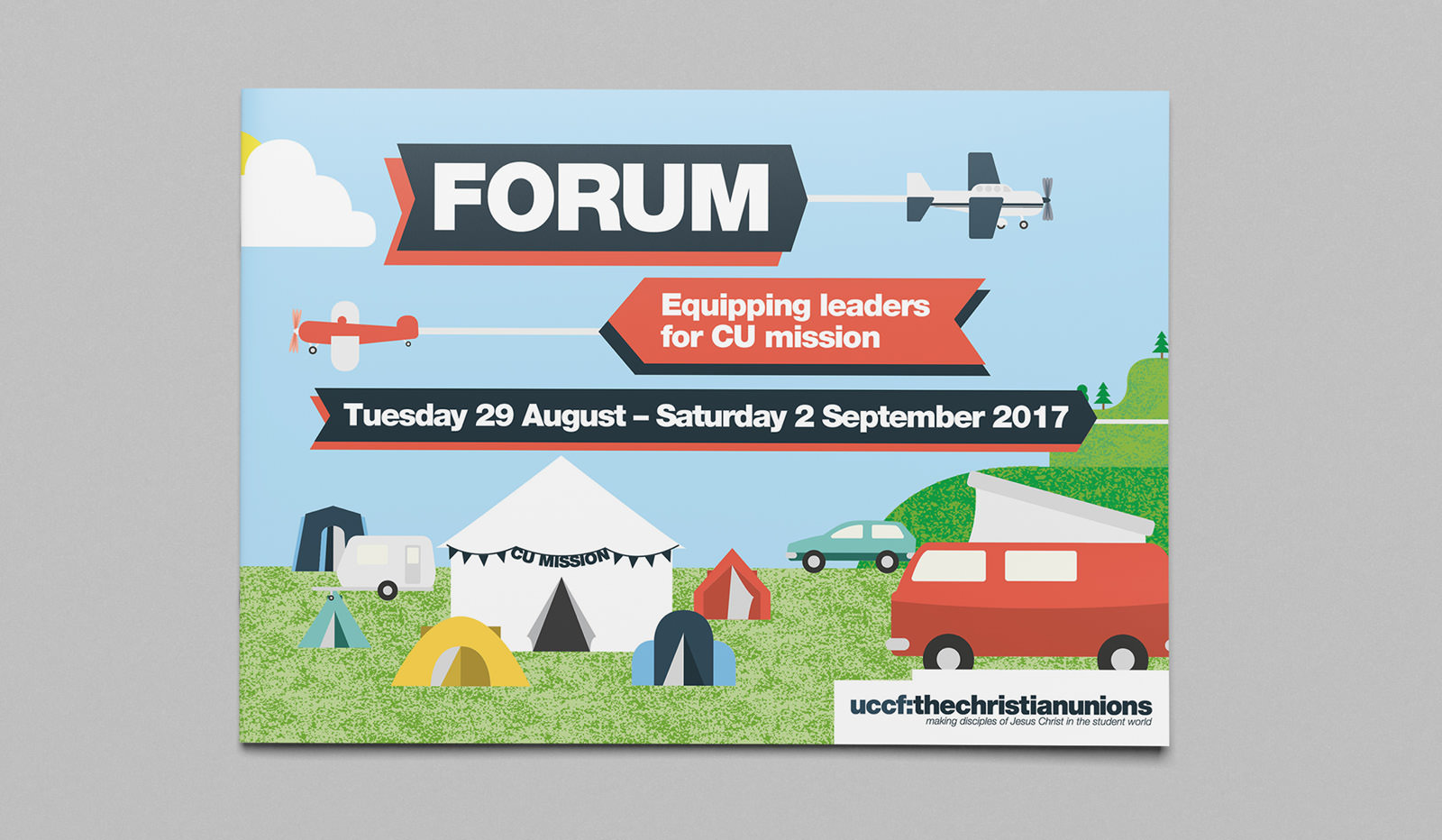 UCCF Forum conference 2017